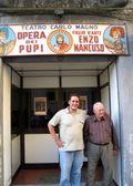 Mancusos - Padre e Figlio - Pupi Theater in Palermo