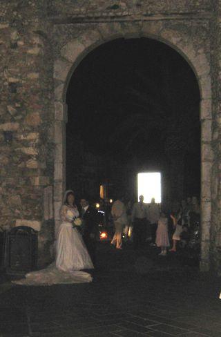 Bride @ Taormina Gate